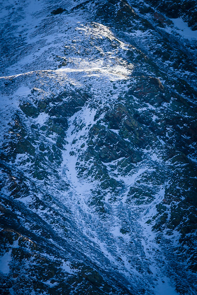 'Blue Curl' - Cottonwood Pass, Colorado