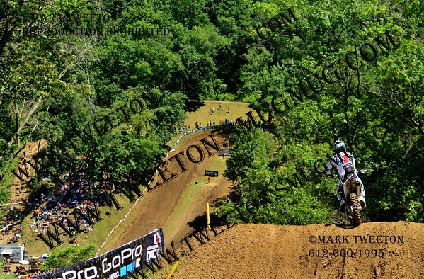 2015 Spring Creek Pro Nationals MX