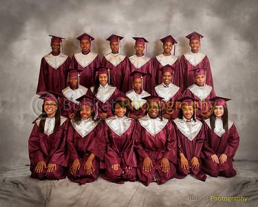 ECS Graduate_Class Pix