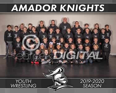2020 Amador Knights Wrestling