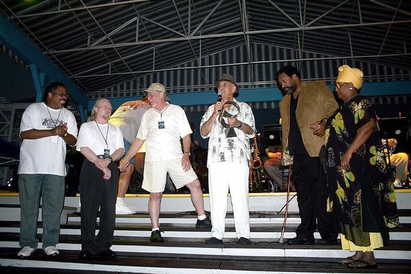 Lifetime Achievement Award : Barry Lee Hall, Jr.