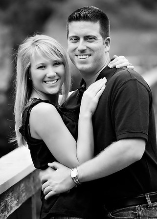 Sandy and Chris Engagement