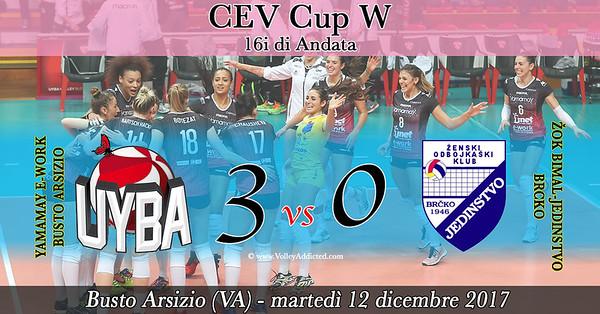 CEV Cup 2017/2018