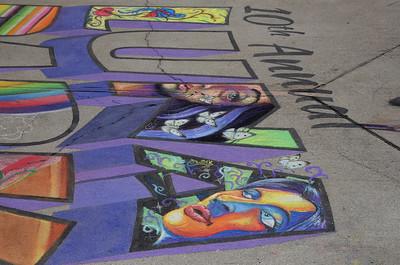 Luna Park Chalk Festival 170916