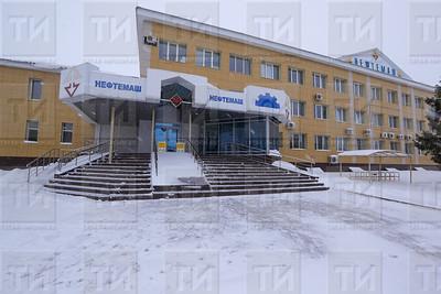 05.03.2018  - Пресс-тур в г. Азнакаево, завод Нефтемаш (Салават Камалетдинов)