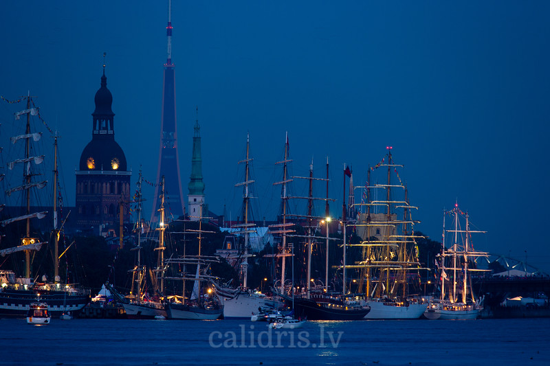 Tall Ships Race 2013, Riga