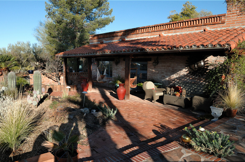 Taken at the Hacienda del Desierto, Tucson.