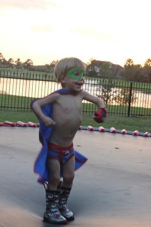 grayson superhero