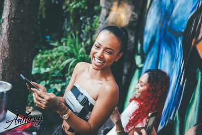 Karrueche OVO Roy Woods Host Sundaze @ End Up 10/28/2018