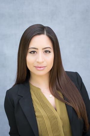 Elyse Dayrit - San Diego Lawyer - Classic Headshot/Studio style headshot