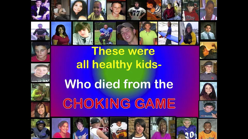 Erikscause Choking Game Victims