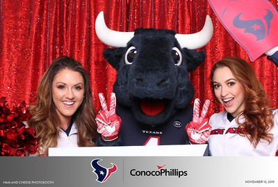 Texans Day at ConocoPhillips