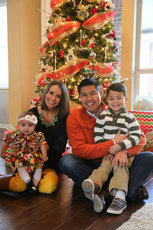 Canlas Family Holiday Portraits 2013