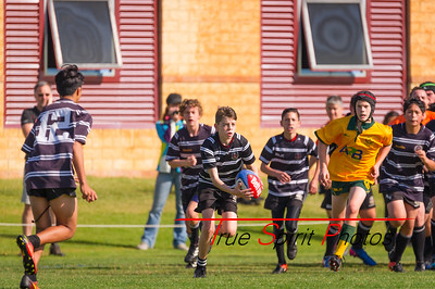 RugbyWA Under 13 Swan Associates vs Perth Bayswater 09.09.2017
