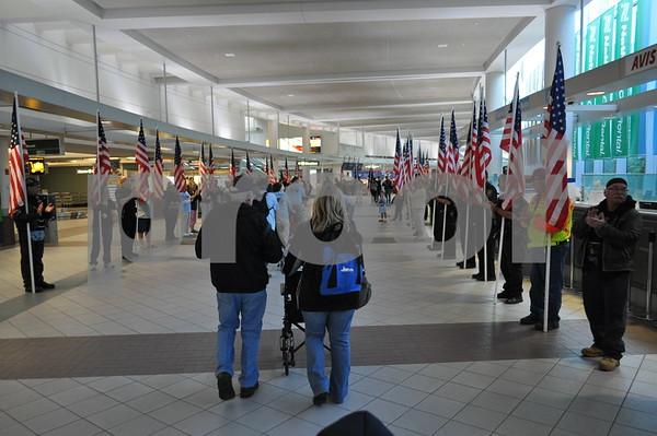 June 17, 2012 Honor Flight