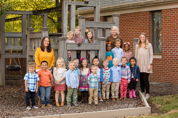 Grace Kindergarten Fall 2020
