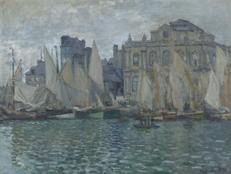 The Museum at Le Havre