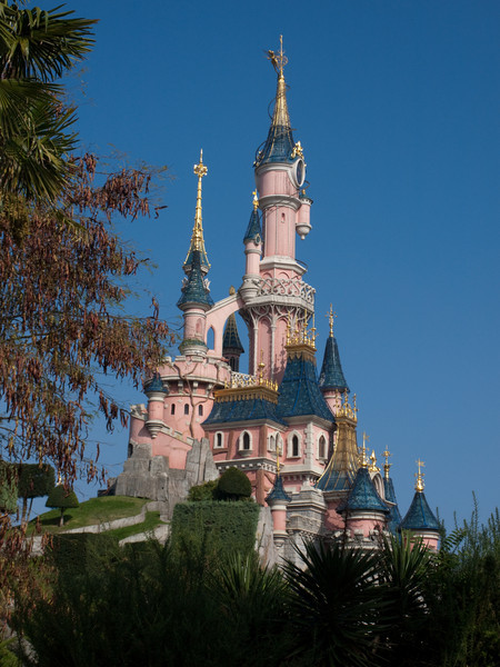 Disneyland Paris 2010