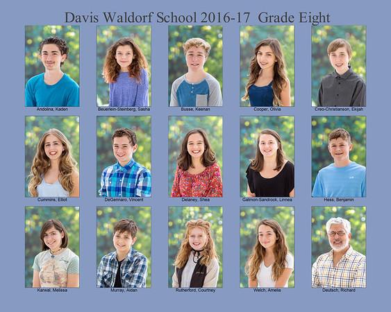 Davis Waldorf School 2016