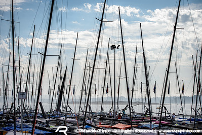 ISAF Worlds'14 D3 Shore