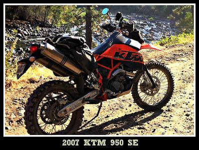 KTM 950SE