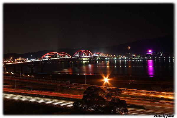 20060930 關渡夜景
