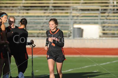 Granada vs California Women's Varsity Lacrosse and Senior Night- 25 April 2014