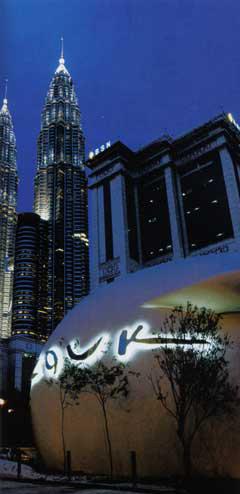 Zouk Nightclub Kuala Lumpur
