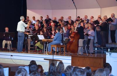 Swiss Reformed Choir at Christopher Dock Mennonite H.S.
