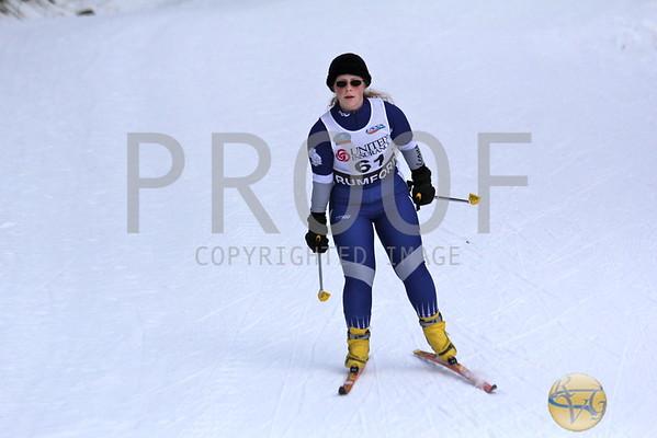 2012 Girls Maine Class C Nordic Freestyle Championships