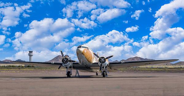 Commemorative Air Force at Deer Valley Airport