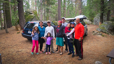 Camp Edison Shaver Lake 2016