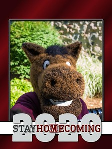 10-11-2020 Morningside College StayHomecoming Virtual Photo Booth