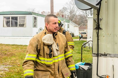11-26-16 Coshocton FD Trailer Fire