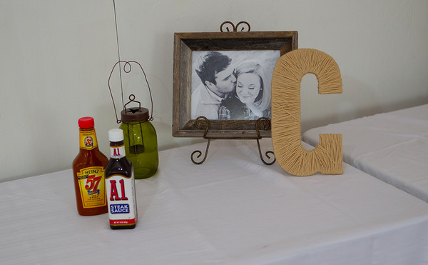 Shelley And Clint Receptions