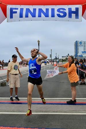 Pier Hs Race Finish incl Childrens race