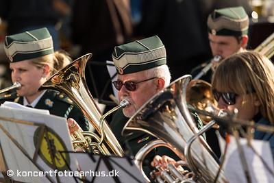 Hjemmeværnets Musikkorps 23/06 2013