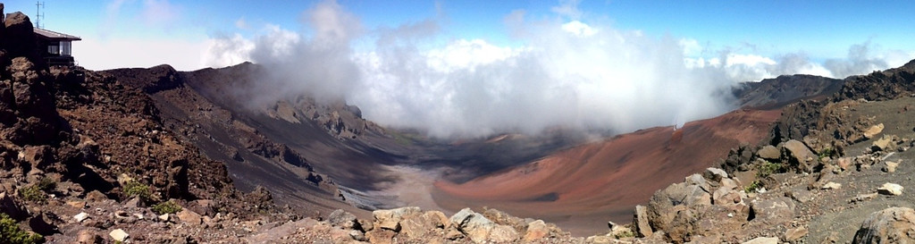 Haleakala Volcano on Maui, Hawaii