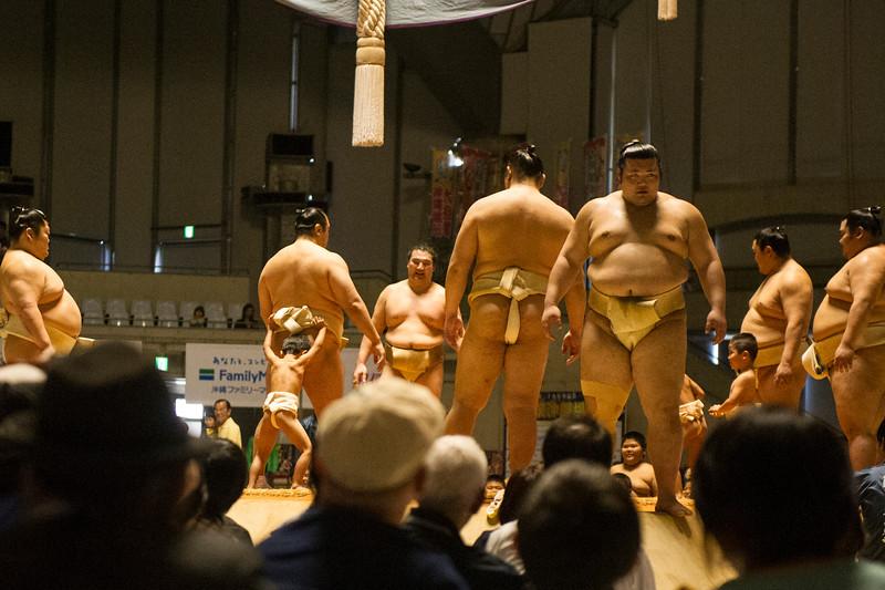 Grand Sumo | Okinawa, Japan | 12/16/17