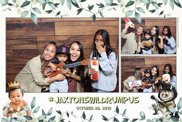 #jaxtonswildrumpus (Fusion Photo Booth)