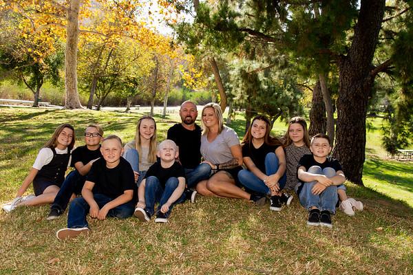 Panunzio Family 2020