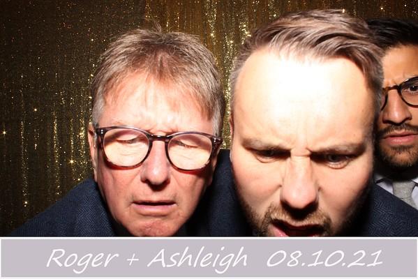 Ashleigh + Roger