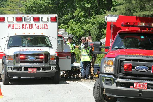 Barnard Accident