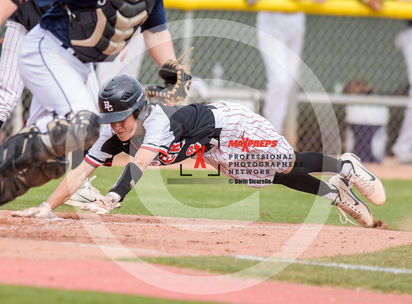 Baseball 2018 Boulder Creek vs JUNEAU Alaska