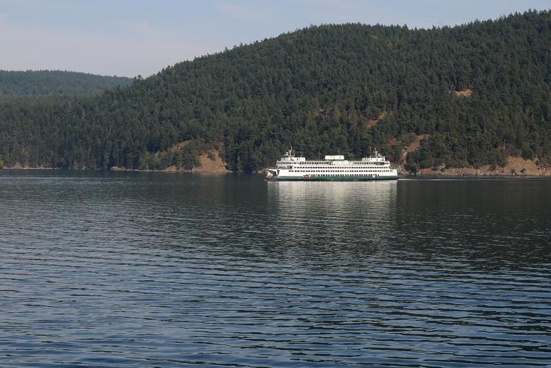 San Juan Ferry