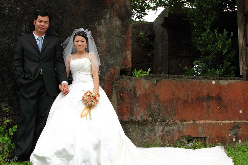 20110528 蘭嶼自拍婚紗