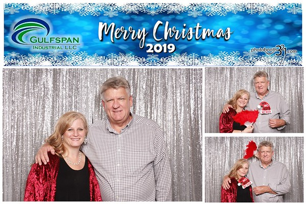 Gulfspan Christmas Party 2019