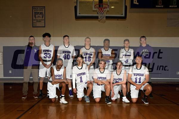 Boys JV Basketball 1.10.19