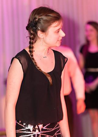 Megan Harding Sweet 16 Candids