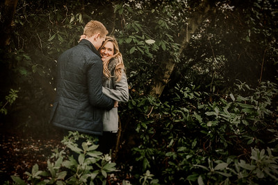 Jennifer and Alex Pre-Wedding Shoot